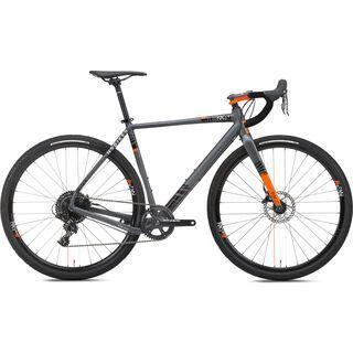 NS Bikes RAG+ 2018, grey - Gravelbike