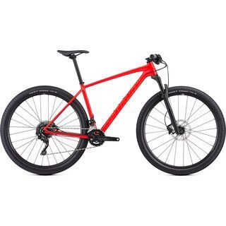 Specialized Chisel Comp 2019, flo red/rocket red - Mountainbike