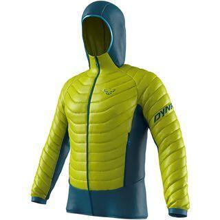 Dynafit TLT Light Insulation Men Hooded Jacket, moss - Thermojacke