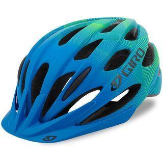 Giro Raze MIPS, blue/lime - Fahrradhelm