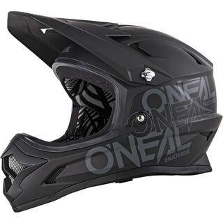 ONeal Backflip Fidlock DH Helmet RL2 Solid, black - Fahrradhelm