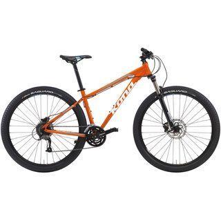 Kona Mahuna 2016, orange/white - Mountainbike