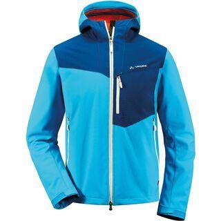 Vaude Men's Ducan Softshell Jacket, teal blue - Softshelljacke