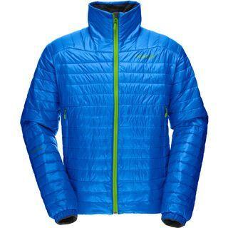 Norrona falketind PrimaLoft60 Jacket (M), electric blue - Thermojacke