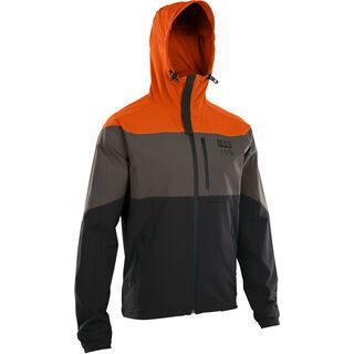ION Softshell Jacket Shelter, riot orange - Radjacke