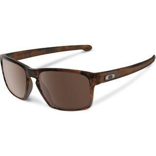 Oakley Sliver, matte brown tortoise/warm grey - Sonnenbrille