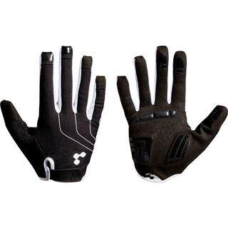 Cube Natural Fit Handschuhe Langfinger, Blackline - Fahrradhandschuhe