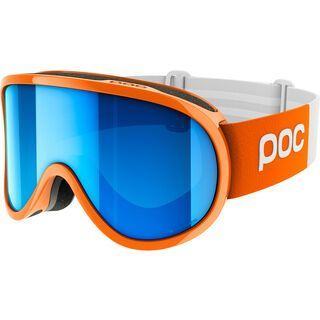 POC Retina Clarity Comp, zink orange/spektris blue - Skibrille