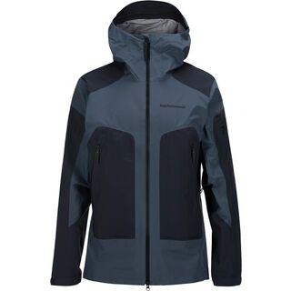 Peak Performance Core 3L Jacket, blue steel - Skijacke