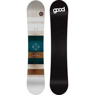 goodboards Reload Double Rocker Mid-Wide 2020, Streifen - Snowboard