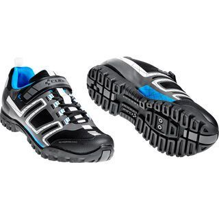 Cube Schuhe All Mountain, black/white/grey/blue