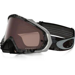Oakley Mayhem Pro MX Prizm James Stewart Signature Series, stealth camo/Lens: dark grey - MX Brille