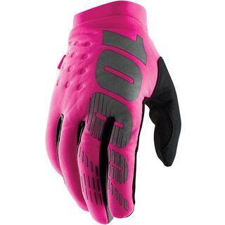 100% Brisker Women Glove pink/black