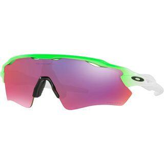 Oakley Radar EV Path - Olympics Collection, green fade/Lens: prizm road - Sportbrille