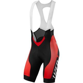Specialized SL Pro Bib Short, red/black team - Radhose