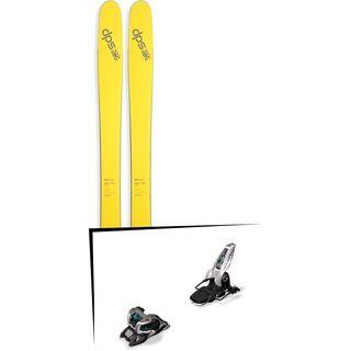 Set: DPS Skis Wailer 112 RP2 2017 + Marker Griffon 13 ID (1685405)