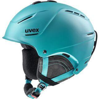 uvex p1us 2.0, petrol mat - Skihelm
