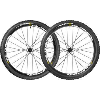 Mavic Crossride Light WTS 29, black - Laufradsatz