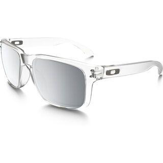 Oakley Holbrook Urban Jungle, malle clear/Lens: chrome iridium - Sonnenbrille