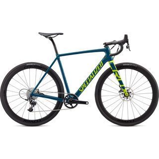Specialized CruX Expert 2020, turquoise/hyper green - Crossrad
