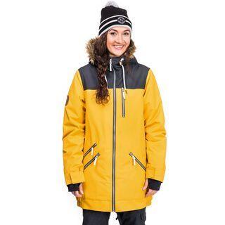 Horsefeathers Tara Jacket, gold - Snowboardjacke