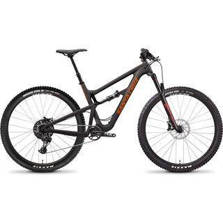 Santa Cruz Hightower C R 2019, carbon/orange - Mountainbike
