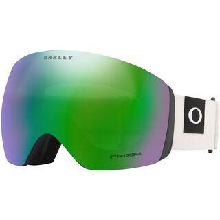 Oakley Flight Deck Prizm, blockedout dark brush grey/Lens: jade iridium - Skibrille