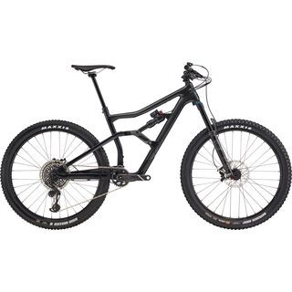 Cannondale Trigger 2 2019, black pearl - Mountainbike
