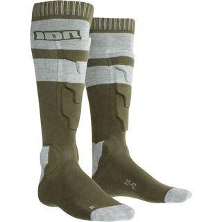 ION BD-Socks 2.0, woodland - Radsocken
