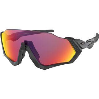 Oakley Flight Jacket Prizm, polished black/Lens: prizm road - Sportbrille