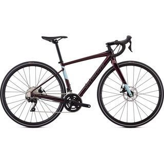 Specialized Women's Diverge E5 Comp 2019, cast berry/storm grey/ice blue - Gravelbike