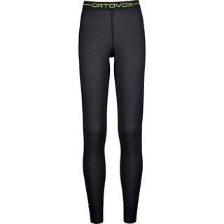 Ortovox 145 Merino Ultra Long Pants W, black raven - Unterhose