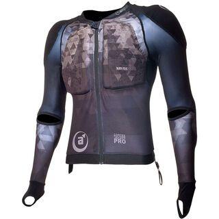 amplifi Cortex Polymer Armor, black - Protektorenjacke