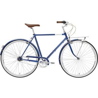 Creme Cycles Caferacer Man Solo classic blue 2021