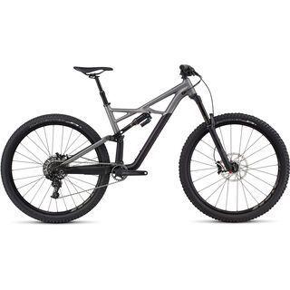 Specialized Enduro FSR Comp 29/6Fattie 2017, black/charcoal - Mountainbike
