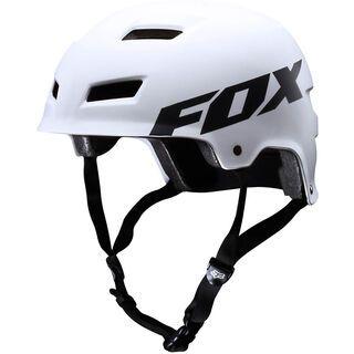 Fox Transition Hardshell Helmet, matte white - Fahrradhelm