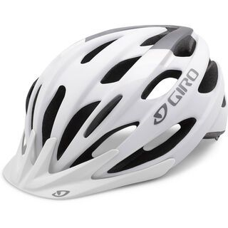 Giro Bishop, matte white silver - Fahrradhelm
