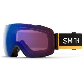 Smith I/O Mag inkl. WS, austin smith north face/Lens: cp sun black - Skibrille