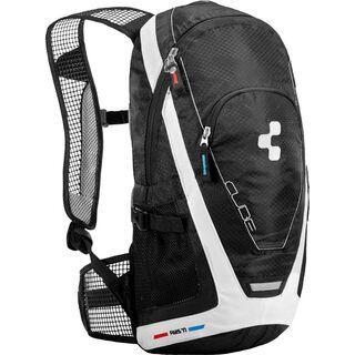 Cube Rucksack AMS 11 Blackline, schwarz/weiß - Fahrradrucksack