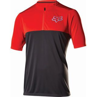 Fox Altitude Jersey, red/black - Radtrikot