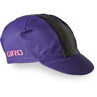 Giro Classic Cotton Cap, violett/pink - Radmütze
