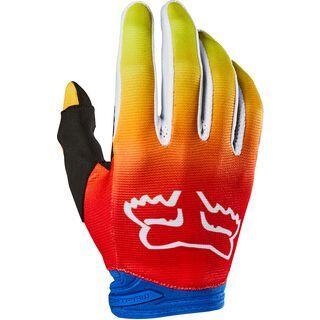Fox Youth Dirtpaw Fyce Glove, blue/red - Fahrradhandschuhe