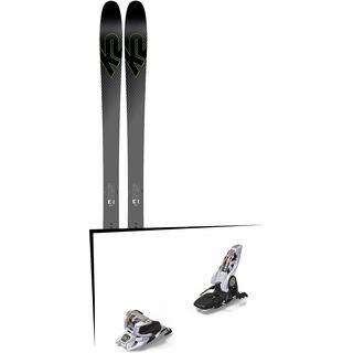 Set: K2 SKI Pinnacle 95Ti 2019 + Marker Griffon 13 ID white