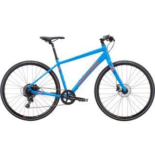 Cannondale Quick 2 Disc 2018, ultra blue - Fitnessbike