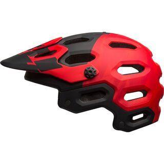 Bell Super 3, red/marsala - Fahrradhelm
