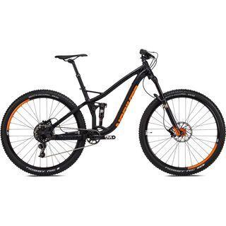 NS Bikes Snabb Plus 2 2017, black/red - Mountainbike
