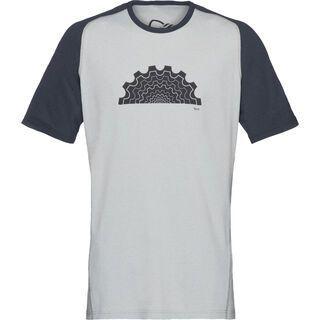 Norrona fjørå equaliser lightweight T-Shirt (M), caviar/drizzle - Radtrikot