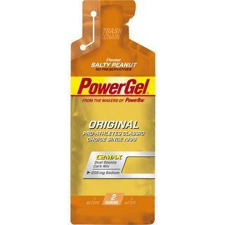 PowerBar PowerGel Original - Salty Peanut - Energie Gel
