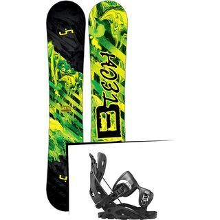 Set: Lib Tech Sk8 Banana 2017 + Flow Fuse (1718351S)