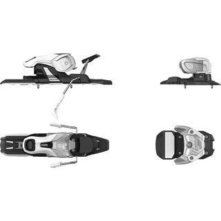 Salomon Warden 11 90 mm, silver white - Skibindung